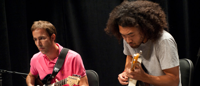 Guitar, Bass, Music Technology Intensive Workshop