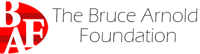 The Bruce Arnold Foundation Logo