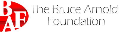 The Bruce Arnold Foundation Logo